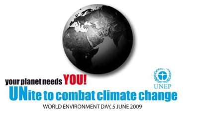 Logo World Environment Day 2009