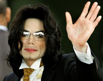 Michael Jackson telah mengajak kita