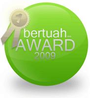 bertuah-award