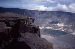 Kawah Gunung Tambora