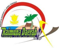 Logo Raimuna Daerah X Kwarda Jawa Tengah