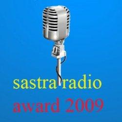 award sastra radio