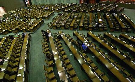 banyak kursi yang kosong