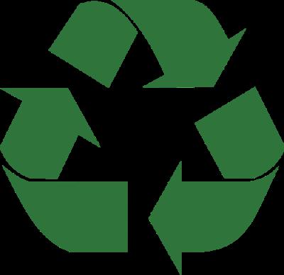 Lambang daur ulang yang berlaku secara internasional