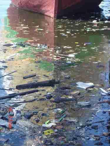 Tingkat Pencemaran Laut Indonesia | Alamendah's Blog