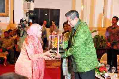 Kholifah, Perempuan Perintis Lingkungan tahun 2010