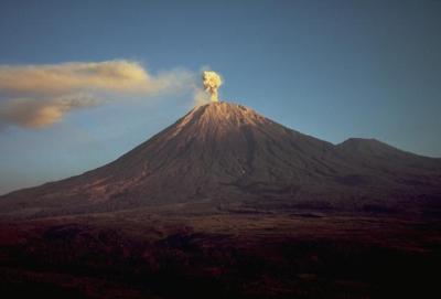 Puncak Mahamer Gunung Rinjani