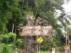 Taman Hutan Raya Bukit Soeharto, Kalimantan Timur