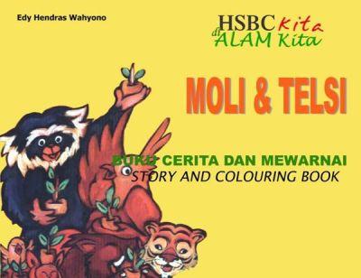 Sampul buku cerita anak