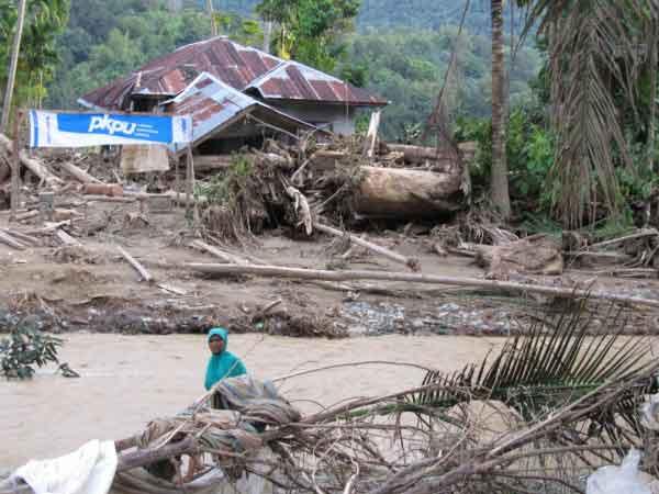 Bencana banjir bandang