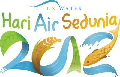 Logo Hari Air Sedunia