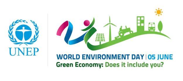Logo Hari Lingkungan Hidup Sedunia 2012