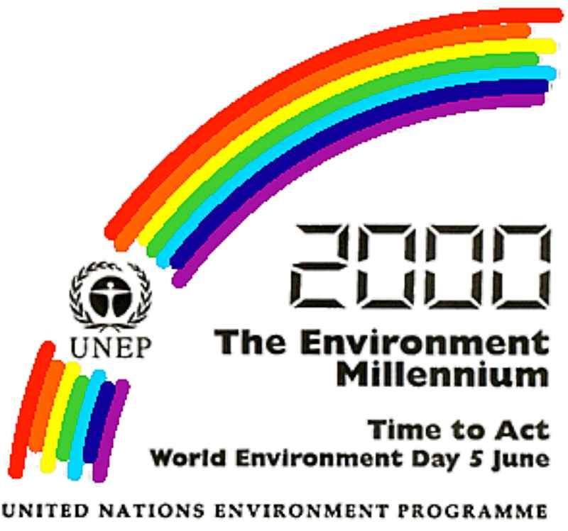 Logo Hari Lingkungan Hidup 2000
