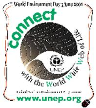 Logo Hari Lingkungan Hidup 2001
