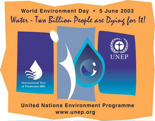 Logo Hari Lingkungan Hidup 2003