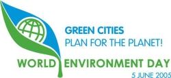 Logo Hari Lingkungan Hidup 2005