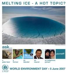 Logo Hari Lingkungan Hidup 2007