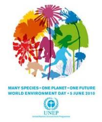 Logo Hari Lingkungan Hidup 2010
