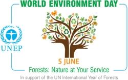 Logo Hari Lingkungan Hidup 2011