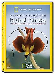 Winged Seduction: Birds of Paradise DVD