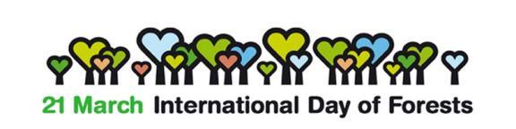 Logo Hari Hutan Internasional 2014