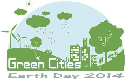 Logo Hari Bumi 2014