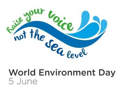 Logo World Environment Day 2014