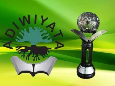 Logo dan piala adiwiyata