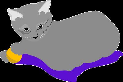 Kumpulan Gambar Vektor Kucing Alamendah S Blog