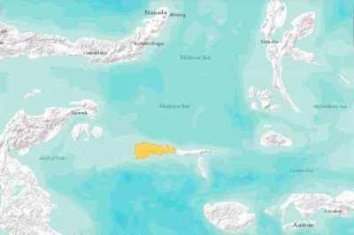 Daerah Sebaran Serak Taliabu