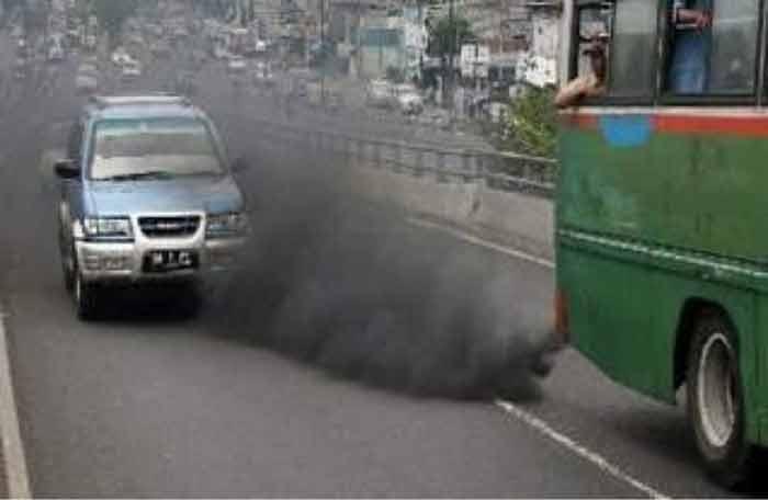 Gambar Pencemaran Udara Di Indonesia Alamendah S Blog