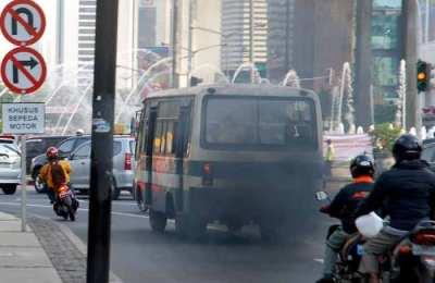 Gambar Pencemaran Udara 4