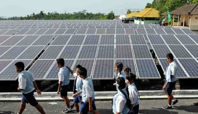 Energi Surya Matahari Di Indonesia Alamendah S Blog