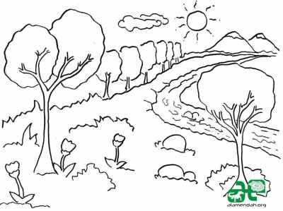 770 Koleksi Gambar Pemandangan Flora Fauna Dan Alam Benda Gratis Gambar Pemandangan