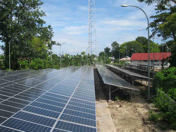 Pembangkit Listrik Tenaga Surya Di Indonesia Alamendah S Blog