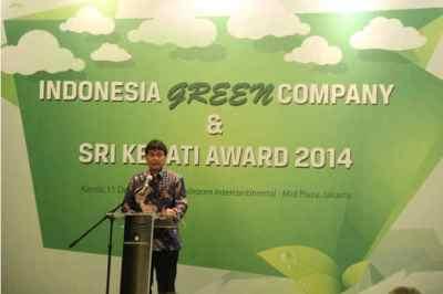 Penganugerahan SRI-KEHATI Award 2014