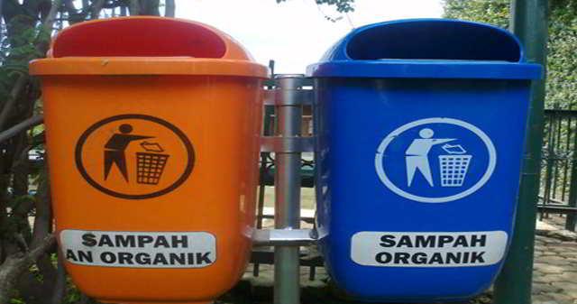 Memilah Sampah