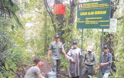 Cagar Alam Gebugan Semarang