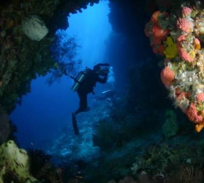 Dive Spot Hukurila Cave Ambon