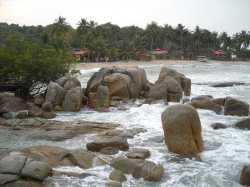 Pantai Parai Tenggiri, Bangka Belitung
