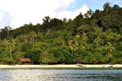 Pantai Raja Ampat, Papua Barat