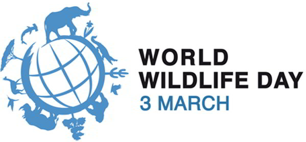Logo World Wildlife Day 2015