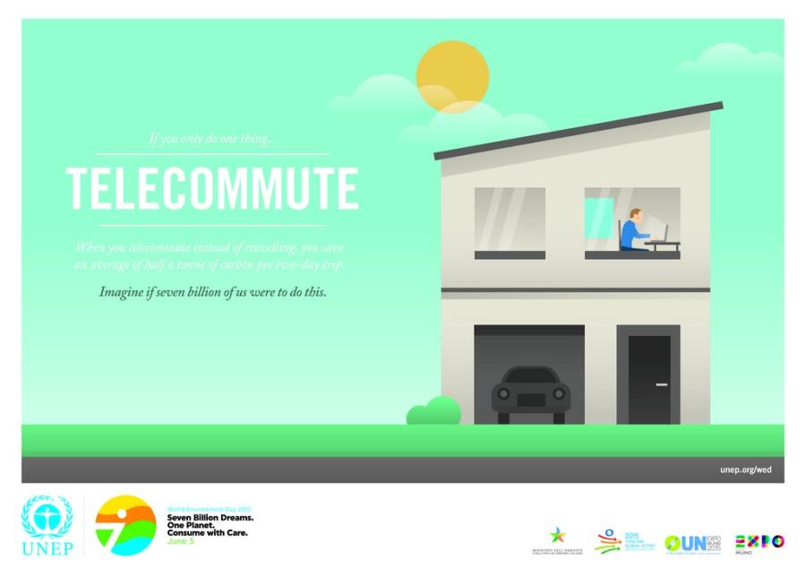 Poster Hari Lingkungan Hidup 2015 02