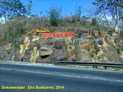 Geopark Gunung Sewu