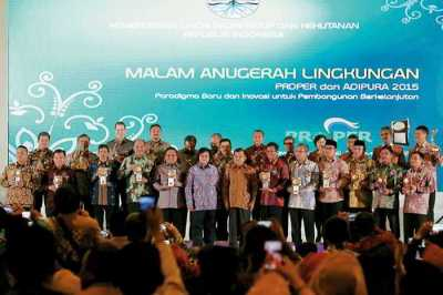 Anugerah Adipura 2015