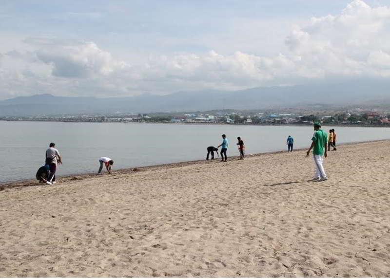 Pantai Talise, Palu