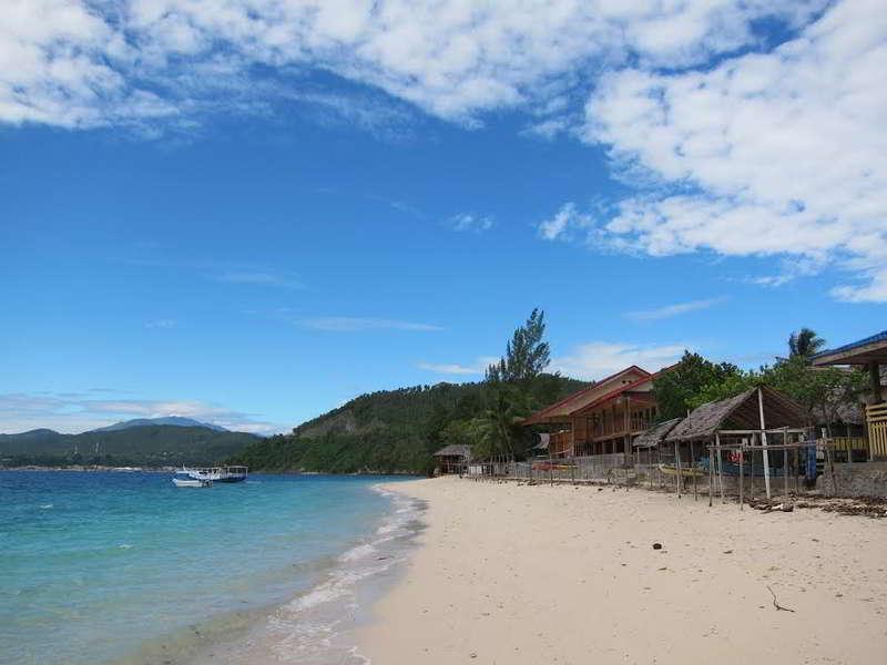 Pantai Tanjung Karang, Donggala