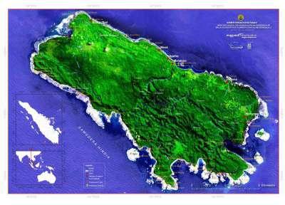 Peta Pulau Enggano