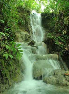 Air Terjun Teluk Sumbang Berau
