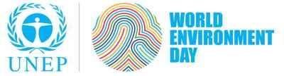 Logo Hari Lingkungan Hidup Sedunia